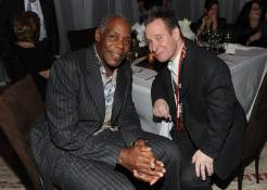 Danny Glover and Peter Sellars