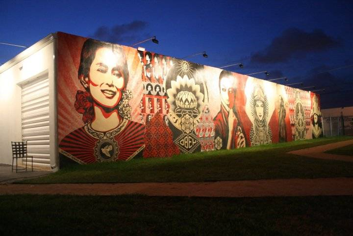 Haute 100 Update: Wynwood Walls to Open 'Shop at the Walls' Pop-Up Shop