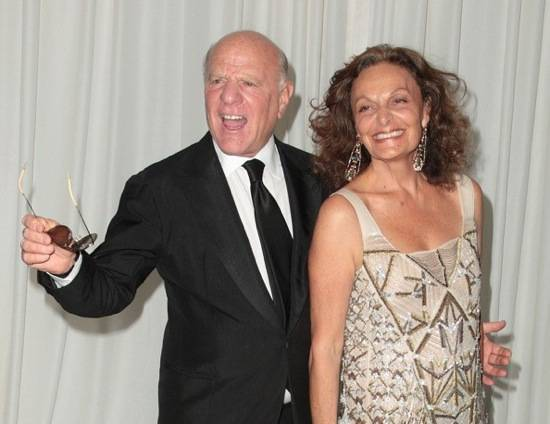 Haute 100 Update: Barry Diller and Diane von Furstenberg Donate $20M to the High Line in NYC