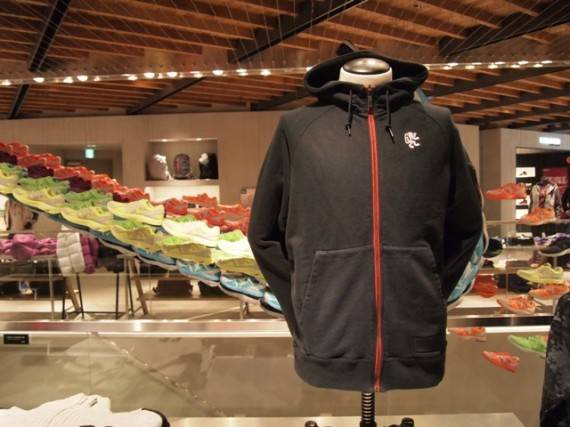 Haute 100 Update: LeBron James' Nike Sportswear Collection Debuts in Japan [PHOTOS]
