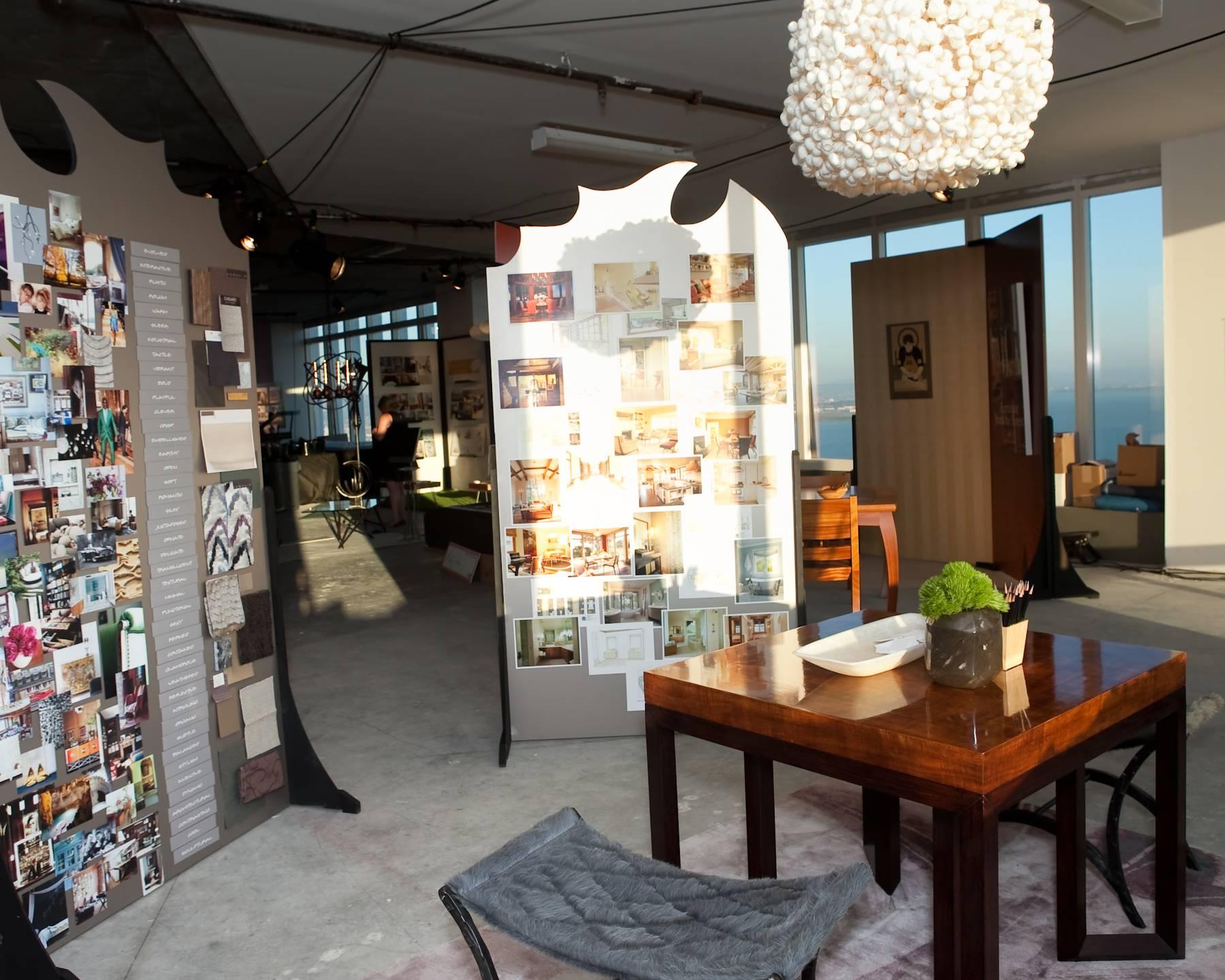 Barbara Scavullo Design Installation