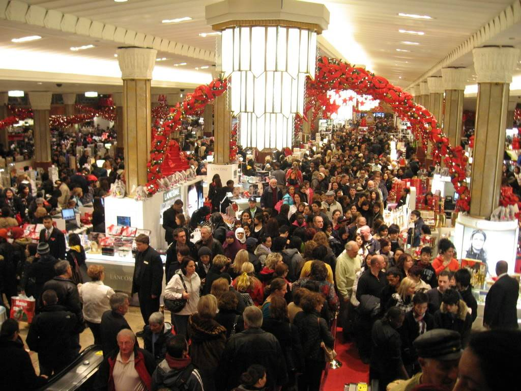Americans Spent $11.4 Billion on Black Friday Shopping
