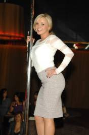 Bree Olson hosts the Goddess Party at Posh Boutique Nightclub.