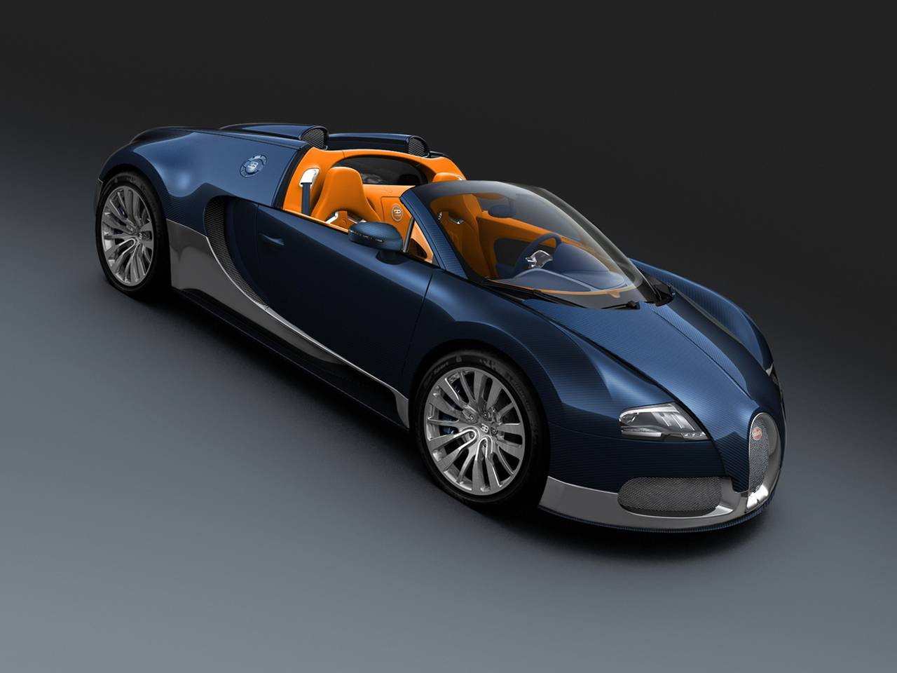 Bugatti's Veyron Grand Sports Heads to Dubai Motor Show