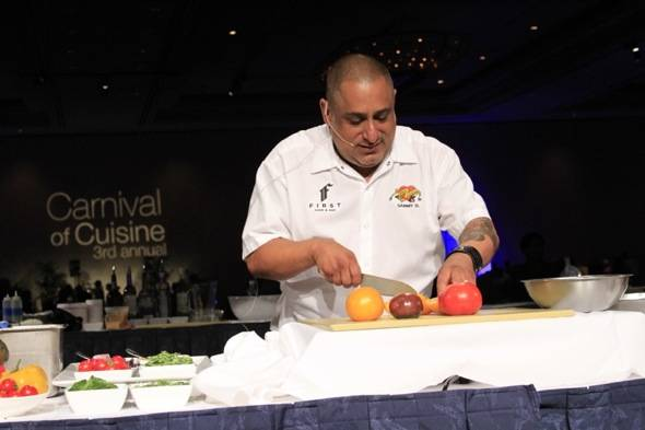 The Fourth Annual Carnival of Cuisine Returns to the Palazzo and Venetian Dec. 10