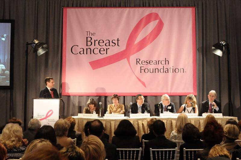 Haute Event: Breast Cancer Research Foundation Annual Symposium and Awards Luncheon