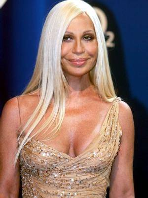 Donatella Versace to Meet London Shoppers at Versace for H&M Launch