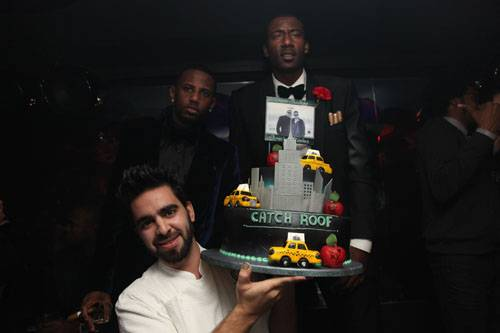 Haute Event: Amar'e Stoudemire and Fabolous Celebrate Their Birthdays at CATCH