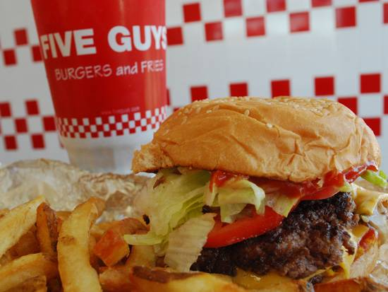 Five Guys Burgers Coming to Wilshire on the Miracle Mile