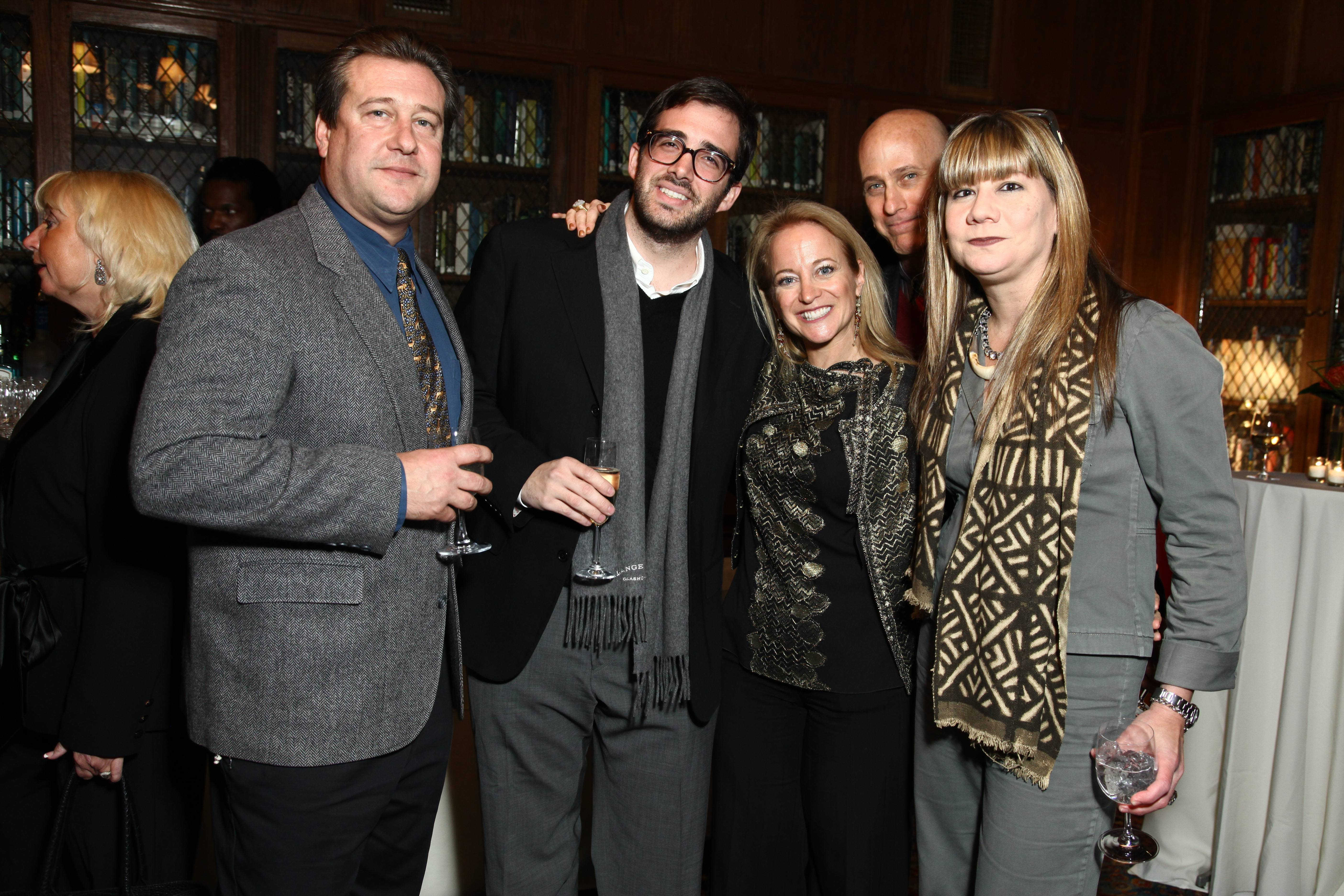Gary Girvainis, Benjamin Clymer, Michele Gallagher, Mike Thompson, Angela Schuster