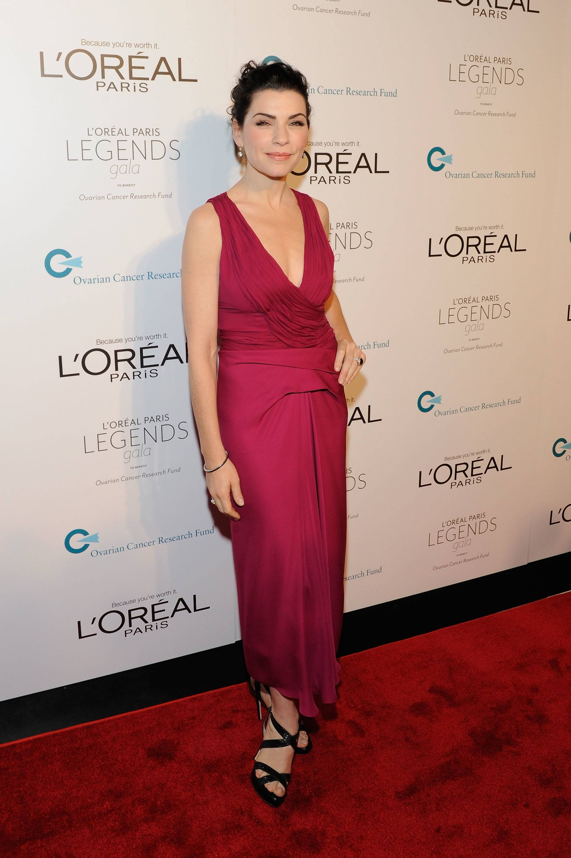 HAUTE EVENT: L'ORÉAL PARIS LEGENDS GALA TO BENEFIT OVARIAN CANCER RESEARCH FUND