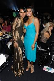 Kerry Washington and Taraji P. Henson