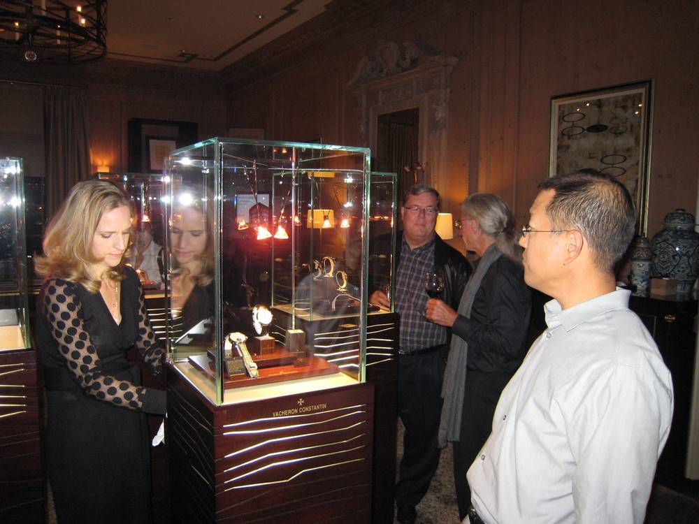 Vacheron Constantin's First West Coast Hour Lounge Collector Event