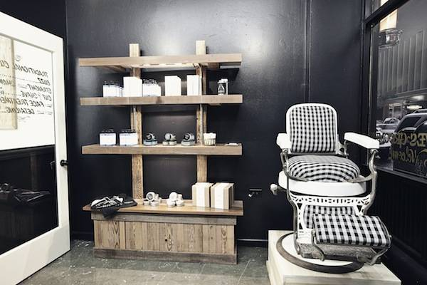 Haute Spot: New Throwback Barbershop Opens in Chinatown