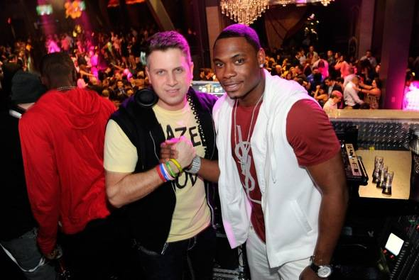 Haute Event: Marcus Banks Turns 30 at Chateau Nightclub