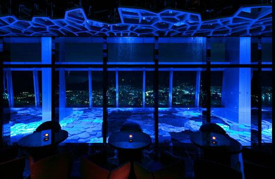 Ritz-Carlton Hong Kong's Ozone Night Club