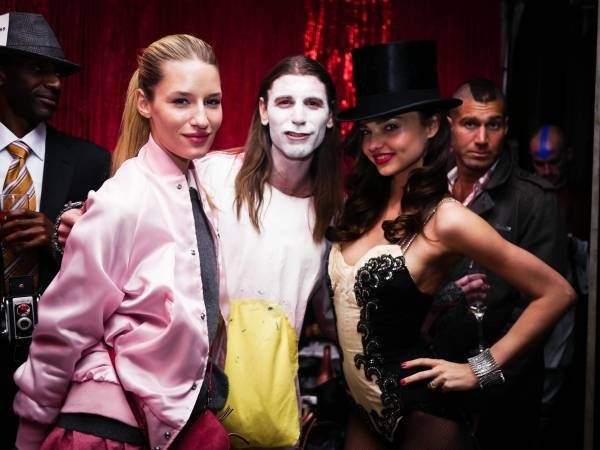 Haute Event: Halloween Party With Miranda Kerr At  CATCH Roof
