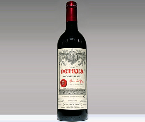 Pétrus Auctioned at Record-Breaking High