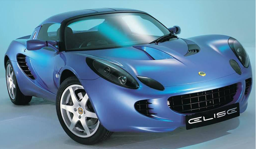 Lotus Opens Showroom in China