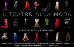 Joyce Rey's Blog: Il Teatro Alla Moda – Theater in Fashion