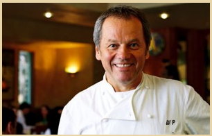 Joyce Rey's Blog: My Chat With Wolfgang Puck