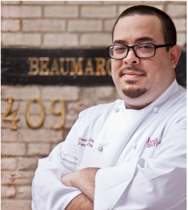 Haute Dining: 10 Questions for Chef David Diaz of Beaumarchais