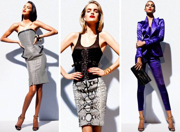 Haute 100 Update: Tom Ford's Famously Secretive Spring/Summer 2012 Collection Debuts