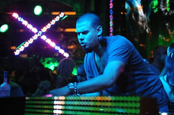 Haute Event: Afrojack Celebrates Halloween and His Birthday at XS Nightclub