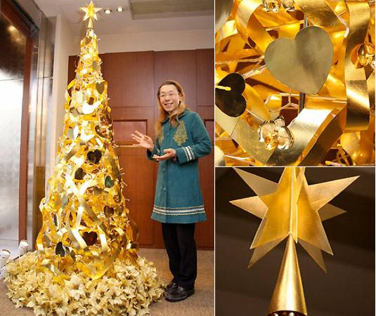 Ginza Tanaka Designs World's Most Expensive Christmas Tree