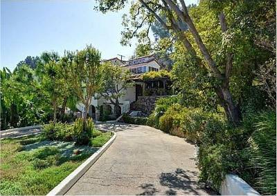 Record Producer David Anderle Selling $4.75M Hollywood Hills Home