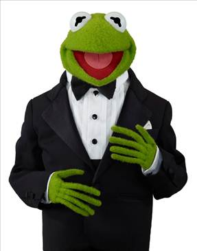 BROOKS BROTHERS CELEBRATES KERMIT THE FROG'S  RETURN TO THE SILVER SCREEN