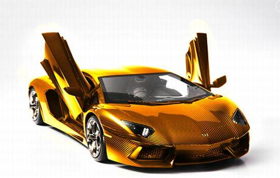 Scale Model of Lamborghini is Twelve Times Price of Real Car