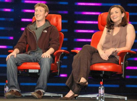 Haute 100 Update: Facebook's Zuckerberg and Sandberg Talk Shop on 'Charlie Rose'