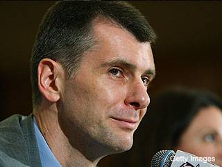 Billionaire Mikhail Prokhorov Purchases Controlling Stake in Dozhd TV Channel