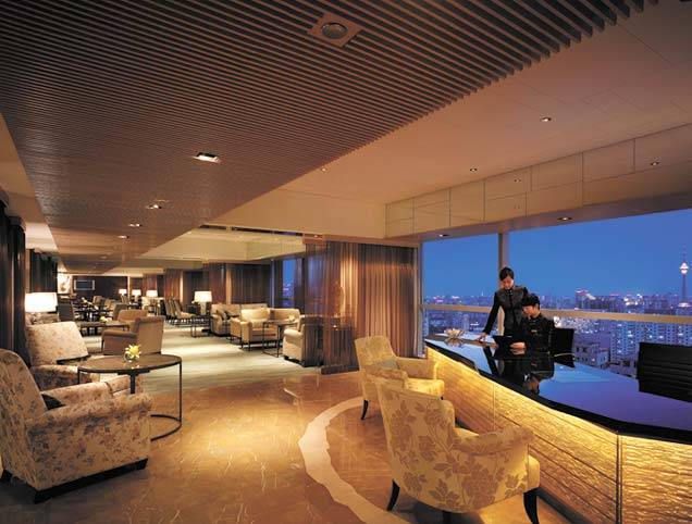 Executive Suite Package at Shangri-La Hotel, Beijing