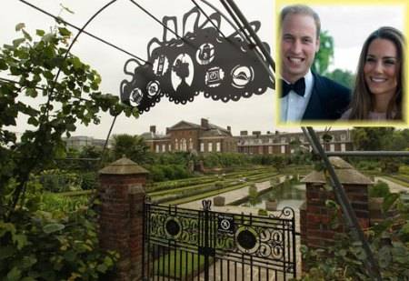 William and Kate Set to Move Into Kensington Palace
