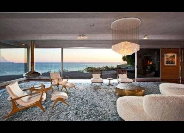 Brad Pitt's Malibu Home Listed For $13.75 Million