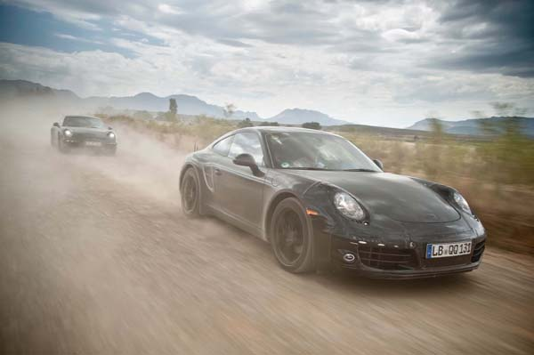 2012 Porsche 911 Carrera: Modern With Tradition