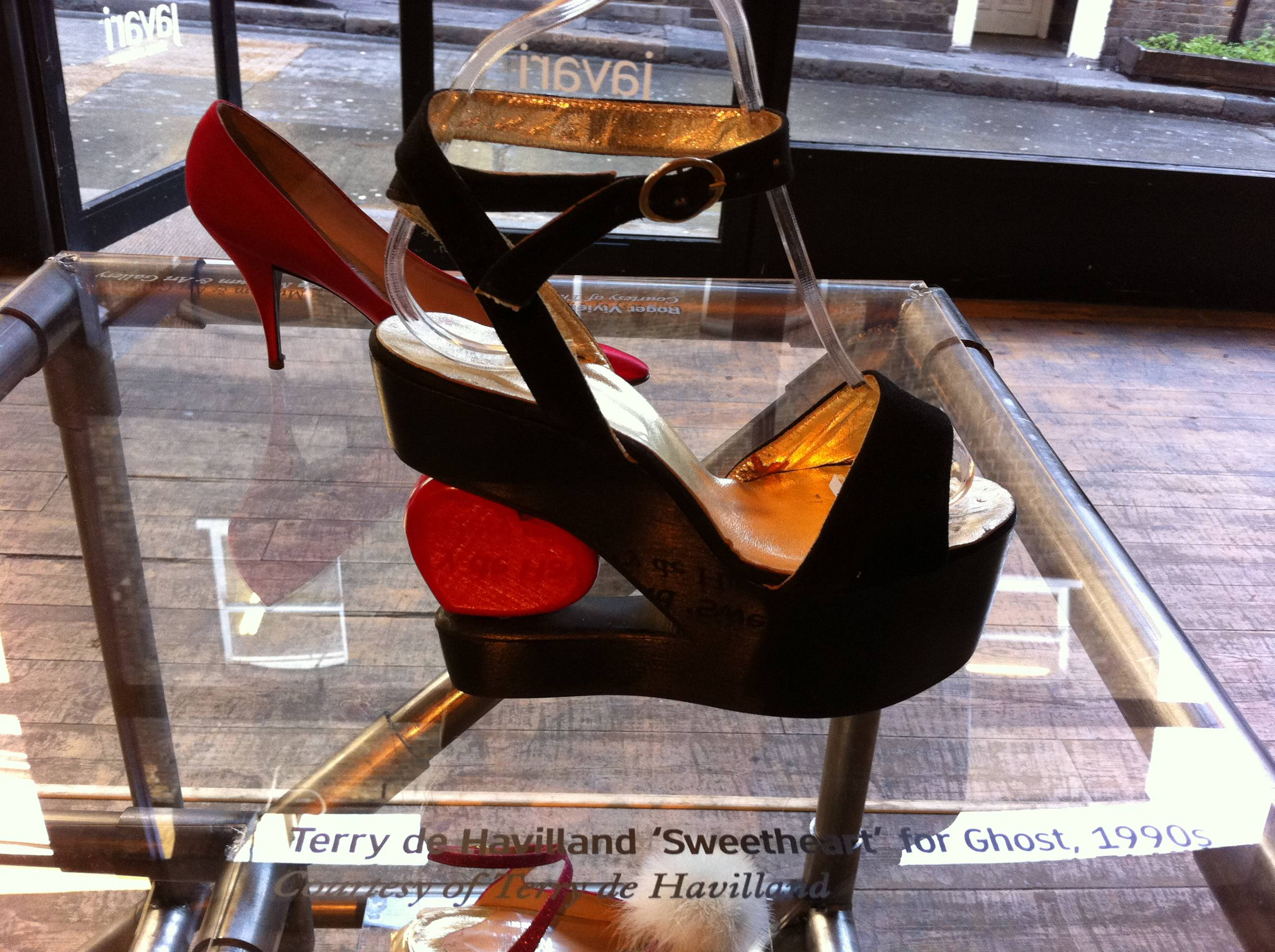 Javari Presents Shoes for Show: The Sculptural Art of High Heels