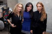 Ann Dexter Jones, Ashley Turen, Charlotte Ronson