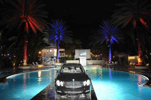 Art Basel 2011: Kingdom of Morocco, Maybach and MOCA Private Dinner