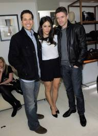 Art of Elisium's Richard Kean, Abigail Spencer, Topher Grace