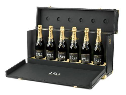Moet & Chandon Grand Vintage Collection 1911 for £65,000