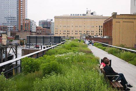 Carlyle Group to Build 10-Story Residential on High Line