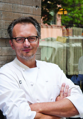 KITCHEN CONFIDENTIAL :: ANDREW CARMELLINI OF THE DUTCH AT W SOUTH BEACH