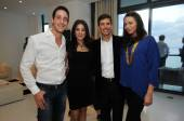 Anthony Japour, Angeliki Georgiou, Max Deitermann, Amanda Blackmon