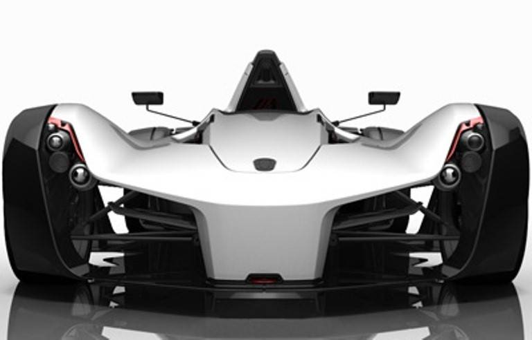 Haute Auto: Limited Edition BAC Mono Single-Seater Race Car