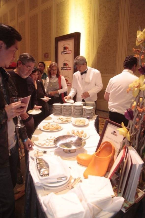 Haute Event: Guests Gobble Up Treats at the Carnival of Cuisine