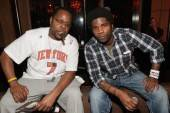 Das EFX performed at Old School Wednesdays at Lavo last night.