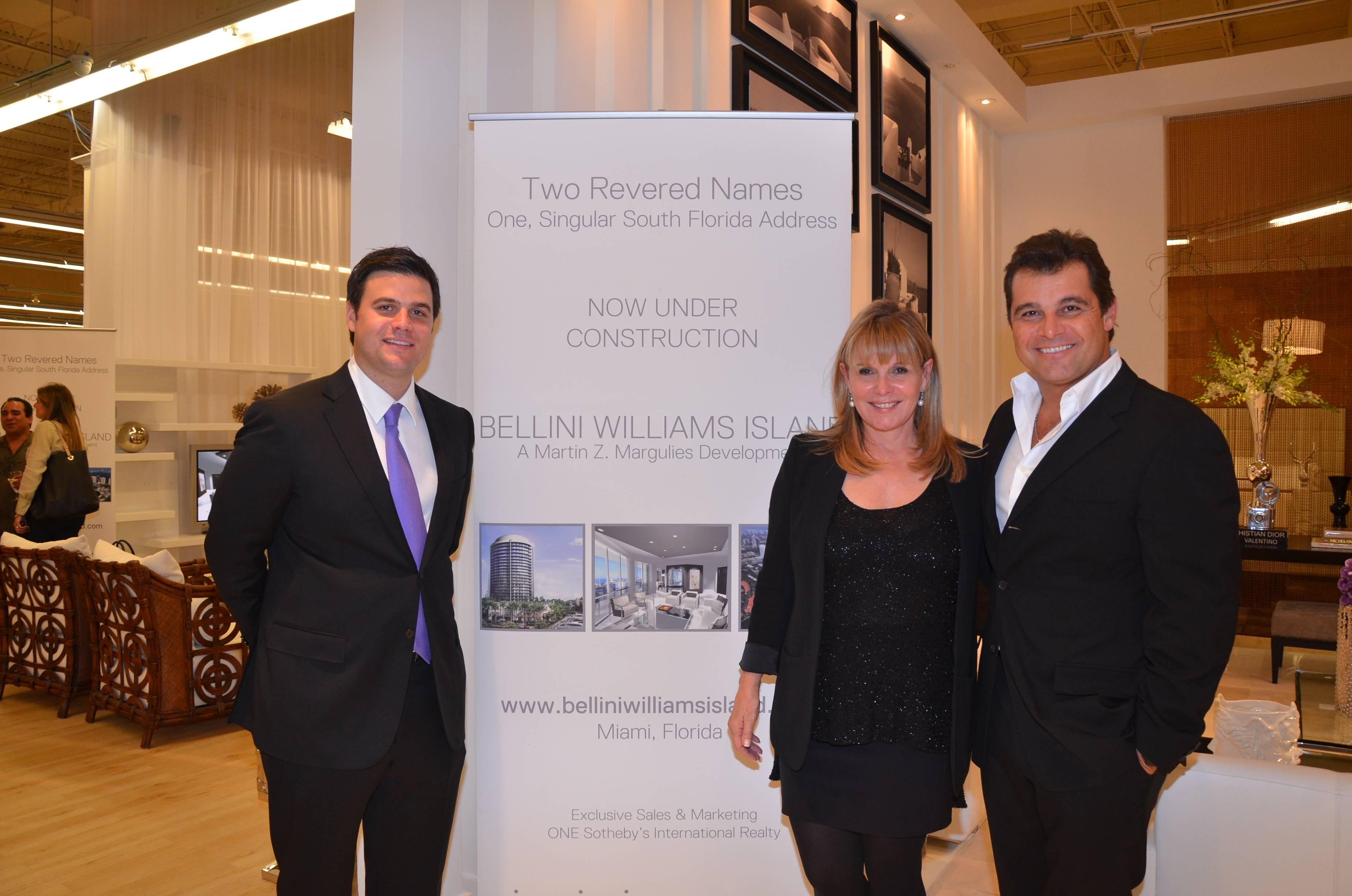 Daniel de la Vega, Mayi de la Vega and Paulo Bacchi